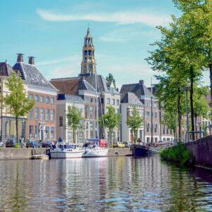 Aanzicht Groningen - Studentchauffeurs