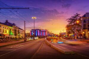 Avond foto Arnhem - Studentchauffeur Arnhem
