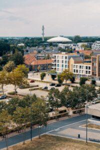 Foto Eindhoven - Studentchauffeurs.nl