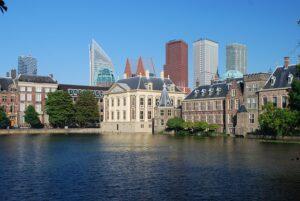 hofvijver den Haag - Studentchauffeurs in Den Haag